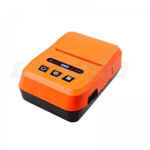 58mm portable bluetooth thermal printer